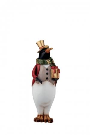 PINGUINO H.27.5 CM Natale