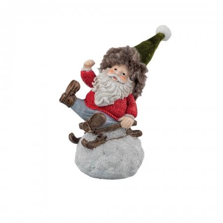 BABBO NATALE  H.16CM Natale