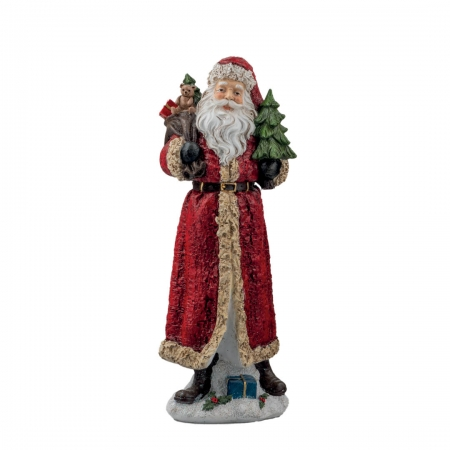 BABBO NATALE H.29CM Natale