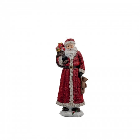BABBO NATALE H.20CM Natale