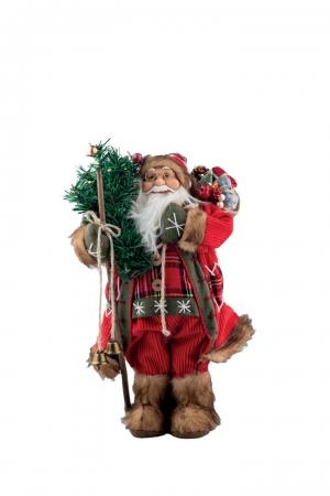 BABBO NATALE H.60CM Natale
