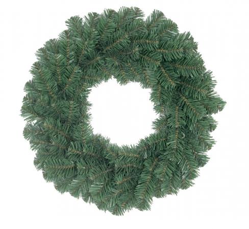 GHIRLANDA PVC  Ø 30 CM Natale